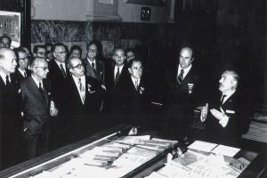 1972 I CONGRESO 23 AL 28 OCTUBRE 1972