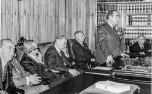 1974 PRESENTACION LIBRO I CONGRESO DERECHO GALLEGO