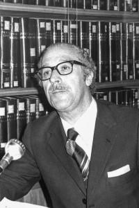 1976 ANTONIO FERNANDEZ RGUEZ electo 11 marzo 1976 TOMO POSESION 7 febrero 1976