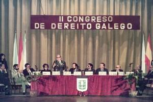 1985 II CONGRESO DE DEREITO GALEGO
