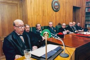 1986 DISCURSO  INGRESO ARSENIO CRISTOBAL Y FERNANDEZ PORTAL 28 NOVIEMBRE