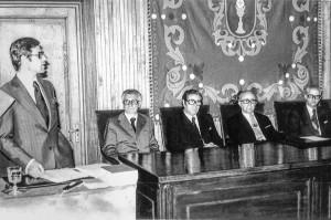 1987 DISCURSO INGRESO JOSE LUIS MEILAN GIL 11 DICIEMBRE
