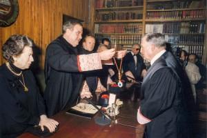 1992 27 Noviembre DISCURSO INGRESO JOAQUIN ARIAS Y DIAZ DE RABAGO 27 noviembre 1992