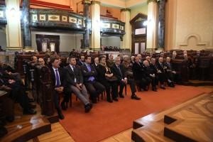 2017 ACTO CELEBRACION 50 ANIVERSARIO 15 NOVIEMBRE EN AYUNTAMIENTO A CORUÑA