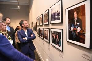 2017 ACTO EXPOSICION 50 ANIVERSARIO EN EL AYUNTAMIENTO A CORUÑA