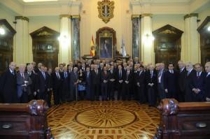 VII CONGRESO ACADEMIAS IBEROAMERICANAS OCTUBRE DE 2010